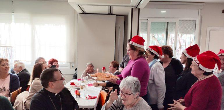 Celebrando la Navidad en comunidad