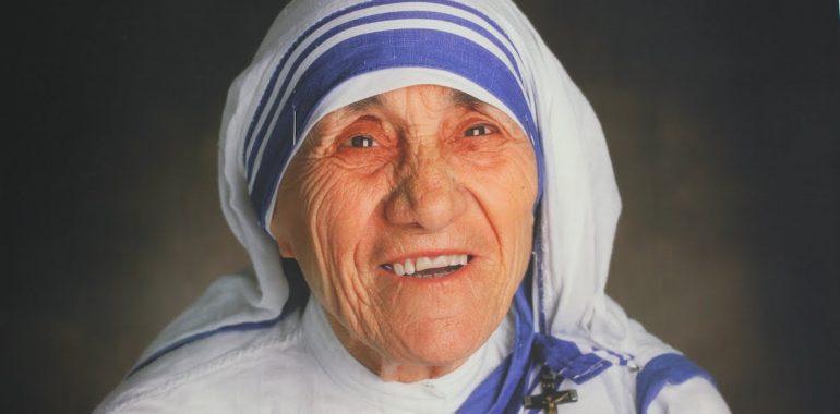 RECORDANDO A MADRE TERESA